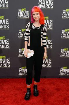 Fashion At The 2013 MTV Movie Awards