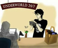 Underworld checkout part 2