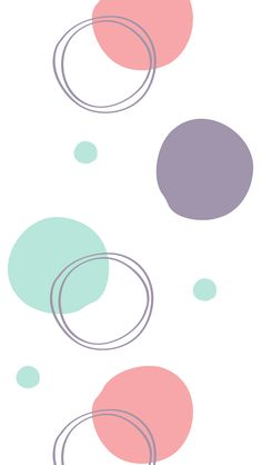 Cute Pastel iPhone Wallpaper Collection