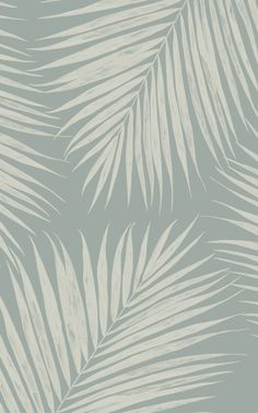 There's nothing quite as refreshing as our pale blue Palmer wallpaper. Any room that feels dull or blank will get an instant uplift and a stylish new look with this palm leaf mural design as your large-scale feature wall. The huge palm leaves are illustrated with a beautifully textured pencil effect, and they'll act as a focal point in your space. The Palmer design is dipped in a calming blend of blue tones – with a dusty blue background colour, and light, chalky blue palms. Palm Leaf Wallpaper, World Map Wallpaper, Tropical Wallpaper, Forest Wallpaper, Beach Wallpaper, Background Colour, Lights Background, Wallpaper Designs, Designer Wallpaper