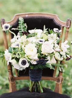 bridal bouquet; photo: Judy Pak