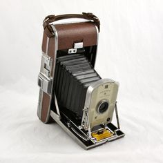1947 Polaroid Land Camera - just bought one, will be a prop at my Noir Themed Wedding!