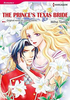 The Prince's Texas Bride (Harlequin comics)