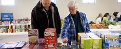 Senior Hunger: The senior population is heavily impacted by food insecurity