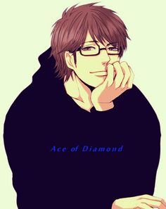 ✦Diamond no Ace✦ - Daiya no Ace (Ace of Diamond) Fan Art (36691450) - Fanpop