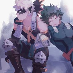 Need Bakudeku pictures? I GOT U FAM! I think I need help at this point. - Page 2 - Wattpad Lgbt Anime, Me Anime, Anime Guys, My Hero Academia Shouto, Hero Academia Characters, Bakugou Manga, I Got U, Bakugou And Uraraka, Deku X Kacchan