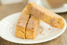 Snickerdoodle Biscotti by @Michelle Flynn (Brown Eyed Baker) :: www.browneyedbaker.com