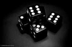Black Dice by Mariano Kamp, via Flickr