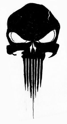 Asked Lewie what he wanted me to draw so I could prove I got a scanner for Christmas. He said the punisher skull but.so I drew this in like . The Punisher Skull Marvel Art, Marvel Dc Comics, Marvel Heroes, Ms Marvel, Captain Marvel, Comic Books Art, Comic Art, Diy Poster, Art Sketches