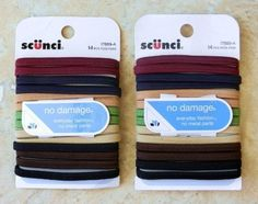 Scunci Ponytail Elastics 14 Pieces Assorted Fall Colors 2 Pack Value Bundle >>> You can get more details by clicking on the image.(This is an Amazon affiliate link and I receive a commission for the sales)