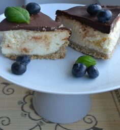 fitshaker-blog-bezlepkovy-cheescake1 Cheesecake, Tiramisu, Pudding, Food And Drink, Fit, Ethnic Recipes, Blog, Cheesecake Cake, Cheesecakes