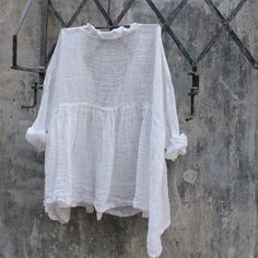 So excited to be listing the Abella Jacket for summer. It is made from a divine gauze linen, one size fits most and it comes in white, cream, natural, soft grey and charcoal. All handdyed. Measurements Bust 58 inches Length 25 inchesFree Shipping within AustraliaInternational Shipping $16 AUD pe