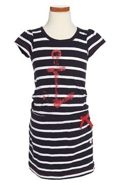 Hatley Stripe Dress (Toddler Girls, Little Girls & Big Girls) available at #Nordstrom