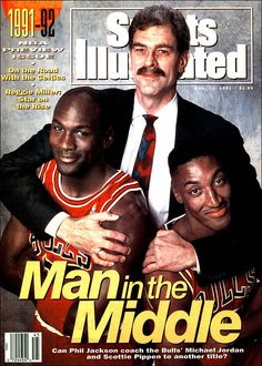 Jordan, Pippen and Jackson on SI makes me smile