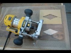 Router 101: Router basics for absolute, total beginning woodworkers. - YouTube