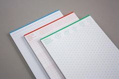 Our new notepads are a spin-off of Grids & Guides notebooks. You can get them here: http://www.papress.com/html/book.details.page.tpl?isbn=9781616893705