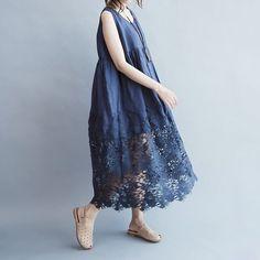 Etsy listing at https://www.etsy.com/pt/listing/233342093/women-linen-long-dresslinen-dress-plus