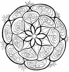 Mandala Ideas You Can Print Them Out By Maxine