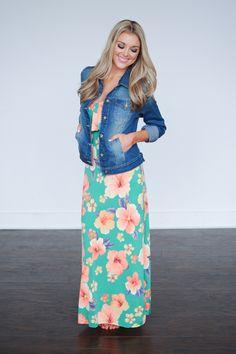 Dottie Couture Boutique - Denim Jacket, $46.00 (http://www.dottiecouture.com/denim-jacket/)