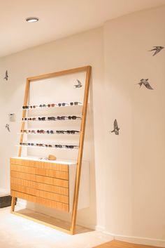 Interior Redesign Occhi | Work | Pinkeye designstudio #pinkeyedesign