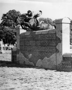 Frank Chapot -- this man helped revolutionize modern showjumping, as well as American thoroughbred sport breeding.