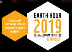 Earth Hour, Calm