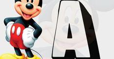 ALFABETO MICKEY FUNDO CINZA JPG, MICKEY ALPHABET, #mickey, #love Mickey Mouse Banner, Jpg, Donald Duck, Sonic The Hedgehog, Disney Characters, Fictional Characters, Love, Trading Cards, Alphabet