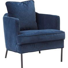 Pump Fåtölj - 5.999:- | Köp online | ILVA Luxor, Love Seat, Armchair, Couch, Bed, Furniture, Design, Home Decor, Womb Chair