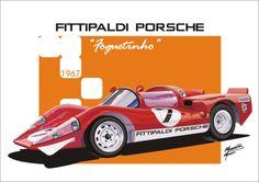 Fitti-Porsche by Maurício Morais