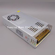 S-400-24 switch 24VDC 16.5A 400W transformer power supply 24V 16.5A 400W LED switching power supply