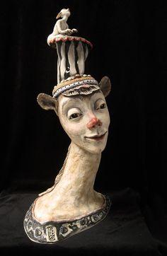 Portfolio 2 -    gretel boose -ceramic and mixed-media art