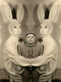 Scary Easter Bunny Pictures