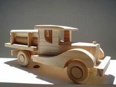 carrinho de madeira antigo 1