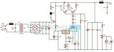 This article describes you how to design a variable power supply circuit which will provide 0 to 28V at 6 to 8 amps. It is designed using LM317 and 2N3055.