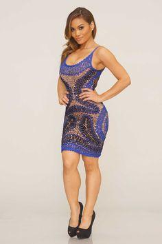 Blue Dresses, Girls Dresses, Formal Dresses, Filipino Models, Daphne Joy, 1 Image, Beautiful Dresses, Bodycon Dress, Sexy
