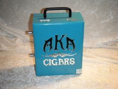 Cigar Box Guitar Amplifier Amp Handmade Check it out on Etsy,