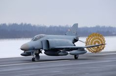 """Germany will retire its last operational McDonnell Douglas F-4F Phantom IIs on 29 June,with the veteran type's duties having been assumed by Eurofighter units.Final German examples are operated by the air force's JG 71 """"Richthofen"""" squadron, which was also first to begin flying the type,in March 1974. Delivered in 1973,its first F-4F, 37+01,received a special livery for the occasion.Total of 263 Phantoms acquired by Germany,including 88 in RF-4E reconnaissance configuration,from 1971."""