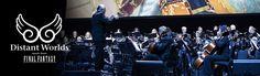 Bucket List: Attend Distant Worlds Orchestra (Final Fantasy music)