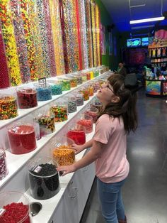 We have all of your favorite candies at Crave Golf Club! Come get your Crave on and satisfy that SWEET Tooth! Candy Store Design, Candy Store Display, Bakery Shop Interior, Diy Birthday Gifts For Him, Real Baking, Rustic Food Photography, Chocolate Boutique, Milkshake Bar, Candy Room