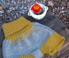 Mamelucker som värmer i olika länder! Cute Pattern, Catsuit, Leg Warmers, Ravelry, Knitted Hats, Knit Crochet, Underwear, Trousers, Men Sweater