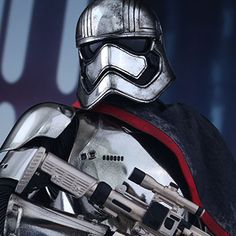 Captain Phasma Star Wars Sixth Scale Figure | http://ift.tt/2cHTDA0 shares #collectibles #toys collectible figures #moviecollectibles movie memorabilia pop culture figures movie figures collectible toys star wars collectibles action toys figures