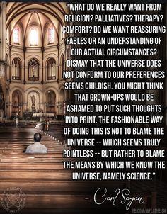Carl Sagan, my Hero.