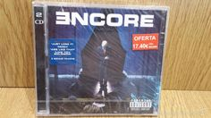 EMINEM. ENCORE. DOBLE CD / INTERSCOPE RECORDS - 2004 - 20 TEMAS + BONUS / PRECINTADO.