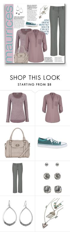 """""""The Perfect Blouse with maurices: Contest Entry"""" by gailermels ❤ liked on Polyvore featuring maurices"""