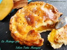 Cuisine des Antilles - La tourte à la mangue