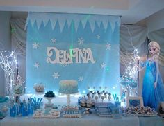 Frozen Party for Delfi - Frozen (Disney)