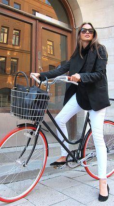 Cool bike!  Love it!
