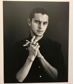 @huntfilmwork shot this perfect photo of the perfect dude Dylan go see it @photolafair