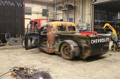 Old School Hot Rods | Patina Rat Rods And Old School Hot Rods Built With Junk Yard Parts ...