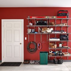 If This Is Your Goal For Your Next Garage, Visit Closetmaid.com To Get